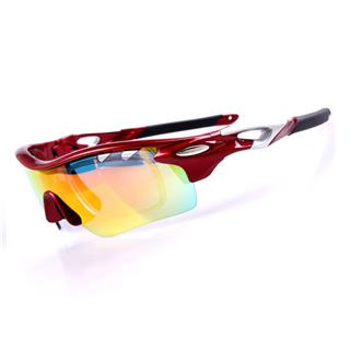 Sport glasses XQ182 Red